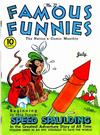 Cover for Famous Funnies (Eastern Color, 1934 series) #72