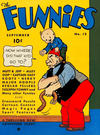 Cover for The Funnies (Dell, 1936 series) #12