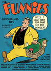 Cover for The Funnies (Dell, 1936 series) #25