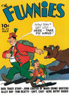 Cover for The Funnies (Dell, 1936 series) #33