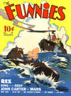 Cover for The Funnies (Dell, 1936 series) #39