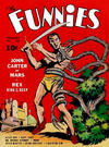 Cover for The Funnies (Dell, 1936 series) #40
