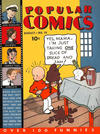 Cover for Popular Comics (Dell, 1936 series) #19