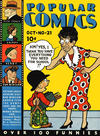 Cover for Popular Comics (Dell, 1936 series) #21