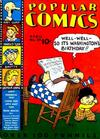 Cover for Popular Comics (Dell, 1936 series) #27
