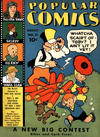 Cover for Popular Comics (Dell, 1936 series) #31