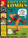 Cover for Popular Comics (Dell, 1936 series) #34