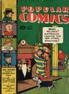 Cover for Popular Comics (Dell, 1936 series) #35