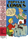 Cover for Popular Comics (Dell, 1936 series) #40