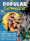 Cover for Popular Comics (Dell, 1936 series) #45