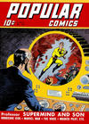 Cover for Popular Comics (Dell, 1936 series) #62