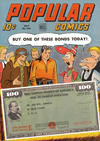 Cover for Popular Comics (Dell, 1936 series) #101