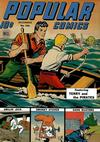 Cover for Popular Comics (Dell, 1936 series) #106