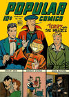 Cover for Popular Comics (Dell, 1936 series) #108