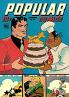 Cover for Popular Comics (Dell, 1936 series) #117