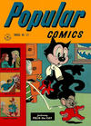 Cover for Popular Comics (Dell, 1936 series) #121