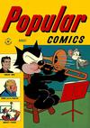Cover for Popular Comics (Dell, 1936 series) #126