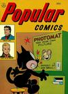 Cover for Popular Comics (Dell, 1936 series) #134