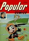 Cover for Popular Comics (Dell, 1936 series) #139