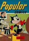 Cover for Popular Comics (Dell, 1936 series) #140