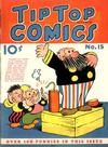Cover for Tip Top Comics (United Features, 1936 series) #15