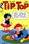 Cover for Tip Top Comics (United Features, 1936 series) #167