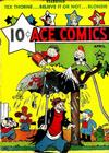Cover for Ace Comics (David McKay, 1937 series) #1