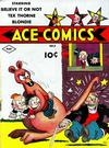 Cover for Ace Comics (David McKay, 1937 series) #2