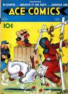 Cover for Ace Comics (David McKay, 1937 series) #19