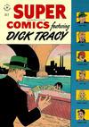 Cover for Super Comics (Dell, 1943 series) #110