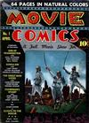 Cover for Movie Comics (DC, 1939 series) #1