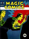 Cover for Magic Comics (David McKay, 1939 series) #12