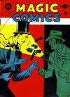 Cover for Magic Comics (David McKay, 1939 series) #14