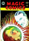 Cover for Magic Comics (David McKay, 1939 series) #18