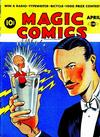 Cover for Magic Comics (David McKay, 1939 series) #21