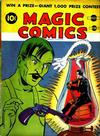Cover for Magic Comics (David McKay, 1939 series) #23