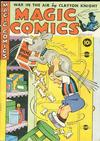Cover for Magic Comics (David McKay, 1939 series) #34