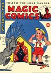 Cover for Magic Comics (David McKay, 1939 series) #50