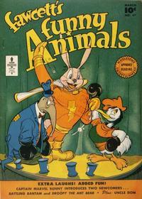 Cover Thumbnail for Fawcett's Funny Animals (Fawcett, 1942 series) #47