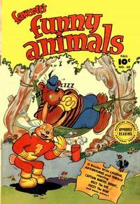 Cover Thumbnail for Fawcett's Funny Animals (Fawcett, 1942 series) #60