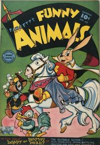 Cover Thumbnail for Fawcett's Funny Animals (Fawcett, 1942 series) #63