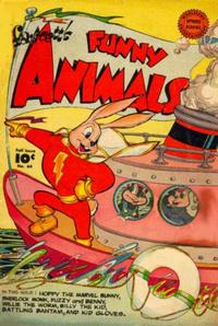 Cover Thumbnail for Fawcett's Funny Animals (Fawcett, 1942 series) #64
