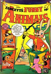 Cover Thumbnail for Fawcett's Funny Animals (Fawcett, 1942 series) #66