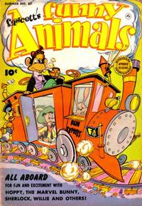 Cover Thumbnail for Fawcett's Funny Animals (Fawcett, 1942 series) #67