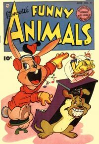 Cover Thumbnail for Fawcett's Funny Animals (Fawcett, 1942 series) #71
