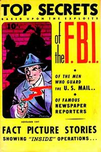Cover Thumbnail for Top Secrets (Street and Smith, 1947 series) #v1#1