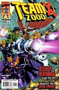 Cover Thumbnail for Team X 2000 (Marvel, 1999 series) #1