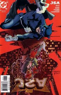 Cover Thumbnail for JSA (DC, 1999 series) #53