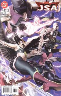 Cover Thumbnail for JSA (DC, 1999 series) #69