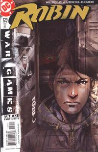 Cover Thumbnail for Robin (DC, 1993 series) #129 [Direct Sales]